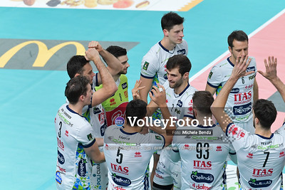 Itas Trentino - Sir Safety Conad Perugia / 3ª giornata di ritorno, Campionato Italiano di Pallavolo Maschile SuperLega Credem Banca IT, 5 gennaio 2019 - Foto: Michele Benda per VolleyFoto.it [Riferimento file: 2019-01-05/ND5_2802]