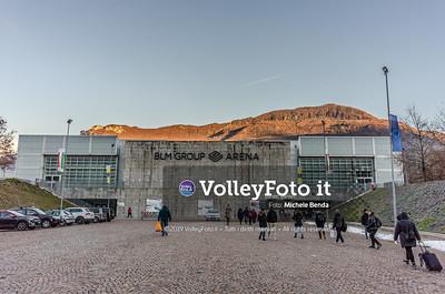 Itas Trentino - Sir Safety Conad Perugia / 3ª giornata di ritorno, Campionato Italiano di Pallavolo Maschile SuperLega Credem Banca IT, 5 gennaio 2019 - Foto: Michele Benda per VolleyFoto.it [Riferimento file: 2019-01-05/_DSC0084]