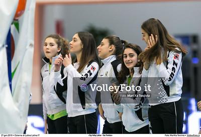 «Top Volley Latina - Itas Trentino»