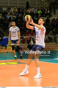 durante presso , 17 marzo 2019. Foto di: Mari.ka Torcivia per VolleyFoto.it [riferimento file: 2019-03-18/_65A3725]