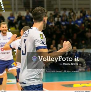 durante presso , 17 marzo 2019. Foto di: Mari.ka Torcivia per VolleyFoto.it [riferimento file: 2019-03-18/_65A3717]