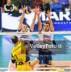 durante presso , 17 marzo 2019. Foto di: Mari.ka Torcivia per VolleyFoto.it [riferimento file: 2019-03-18/_65A3447]