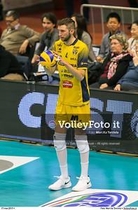 durante presso , 17 marzo 2019. Foto di: Mari.ka Torcivia per VolleyFoto.it [riferimento file: 2019-03-18/_65A3573]