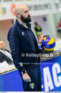 durante presso , 17 marzo 2019. Foto di: Mari.ka Torcivia per VolleyFoto.it [riferimento file: 2019-03-18/_65A3149]