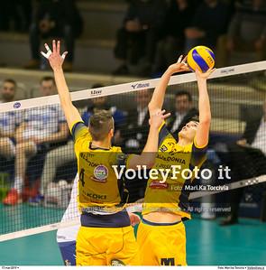 durante presso , 17 marzo 2019. Foto di: Mari.ka Torcivia per VolleyFoto.it [riferimento file: 2019-03-18/_65A3687]