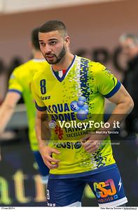 durante presso , 17 marzo 2019. Foto di: Mari.ka Torcivia per VolleyFoto.it [riferimento file: 2019-03-18/_65A3122]