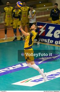 durante presso , 17 marzo 2019. Foto di: Mari.ka Torcivia per VolleyFoto.it [riferimento file: 2019-03-18/_65A3574]
