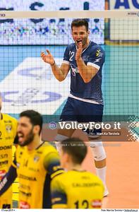 durante presso , 17 marzo 2019. Foto di: Mari.ka Torcivia per VolleyFoto.it [riferimento file: 2019-03-18/_65A3600]