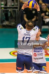 durante presso , 17 marzo 2019. Foto di: Mari.ka Torcivia per VolleyFoto.it [riferimento file: 2019-03-18/_65A3576]