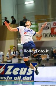 durante presso , 17 marzo 2019. Foto di: Mari.ka Torcivia per VolleyFoto.it [riferimento file: 2019-03-18/_65A3723]