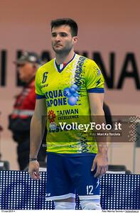 durante presso , 17 marzo 2019. Foto di: Mari.ka Torcivia per VolleyFoto.it [riferimento file: 2019-03-18/_65A3135]