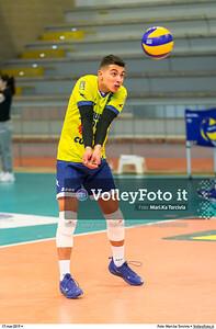 durante presso , 17 marzo 2019. Foto di: Mari.ka Torcivia per VolleyFoto.it [riferimento file: 2019-03-18/_65A3175]