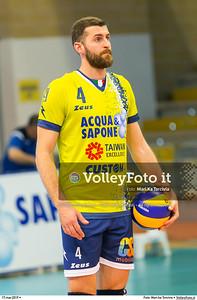 durante presso , 17 marzo 2019. Foto di: Mari.ka Torcivia per VolleyFoto.it [riferimento file: 2019-03-18/_65A3180]
