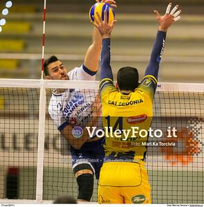 durante presso , 17 marzo 2019. Foto di: Mari.ka Torcivia per VolleyFoto.it [riferimento file: 2019-03-18/_65A3649]