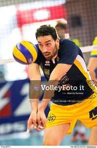 durante presso , 17 marzo 2019. Foto di: Mari.ka Torcivia per VolleyFoto.it [riferimento file: 2019-03-18/_65A3145]