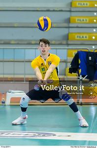 durante presso , 17 marzo 2019. Foto di: Mari.ka Torcivia per VolleyFoto.it [riferimento file: 2019-03-18/_65A3148]
