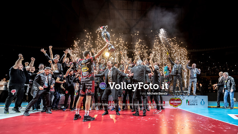 Sir Safety Conad Perugia - Cucine Lube Civitanova / Finale Del Monte® Coppa Italia, Campionato Italiano di Pallavolo Maschile SuperLega Credem Banca IT, 10 febbraio 2019 - Foto: Michele Benda per VolleyFoto.it [Riferimento file: 2019-02-10/ND5_3369]