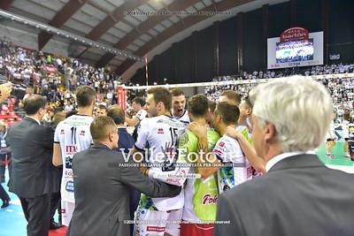 Semifinale Del Monte® Supercoppa 2018, SuperLega Pallavolo Maschile Serie A1
