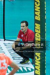 """Tonno Vallipo Vibo Valentia - Top Volley Latina  """"Memorial Nonno Gino"""" PalaCoccia, Veroli"""