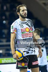Globo Banca Popolare del Frusinate Sora - Kioene Padova  Stagione 2019/2020 - Regular Season Superlega Credem Banca  4ª GiornataAndata  PalaCoccia - Veroli (FR)