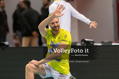 Top Volley Latina vs Consar Ravenna  Stagione 2019/2020 - Regular Season Superlega Credem Banca  7ª GiornataAndata -  Palasport Cisterna di Latina