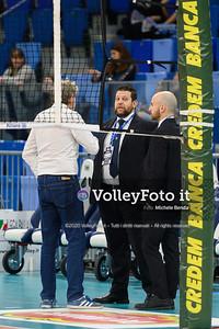 Allianz Milano vs Sir Safety Conad Perugia, 4ª giornata di ritorno, Campionato Italiano di Pallavolo Maschile Superlega Credem Banca presso Allianz Cloud Milano IT, 26 gennaio 2020. Foto: Michele Benda [riferimento file: 2020-01-26/NZ6_2161]
