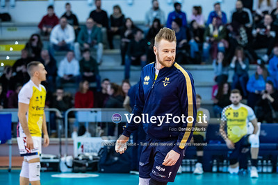 Top Volley Cisterna - Leo Shoes Modena  Regular Season Superlega Credem Banca 2019/2020  5 Giornata Ritorno Palazzetto dello Sport di Cisterna di Latina