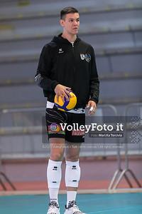 Top Volley Cisterna - Globo Banca Pop. del Frusinate Sora Regular Season Superlega Credem Banca 2019/2020  7ª GiornataRitorno  Palazzetto dello Sport di Cisterna di Latina
