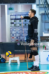 Top Volley Cisterna - Globo Banca Pop. del Frusinate Sora Regular Season Superlega Credem Banca 2019/2020 7° Giornata Ritorno  Palazzetto dello Sport Cisterna di Latina