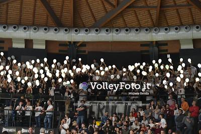 Sir Safety Conad Perugia vs Leo Shoes Modena, Semifinale Del Monte® Coppa Italia, Campionato Italiano di Pallavolo Maschile SuperLega presso Unipol Arena Bologna IT, 22 febbraio 2020. Foto: Michele Benda [riferimento file: 2020-02-22/ND5_9627]