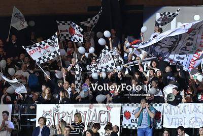 Sir Safety Conad Perugia vs Leo Shoes Modena, Semifinale Del Monte® Coppa Italia, Campionato Italiano di Pallavolo Maschile SuperLega presso Unipol Arena Bologna IT, 22 febbraio 2020. Foto: Michele Benda [riferimento file: 2020-02-22/ND5_9608]