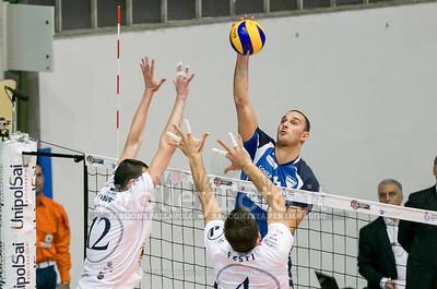 Vincenzo TAMBURO, attacca, Dmitriy SHAVRAK, Roberto FESTI, muro