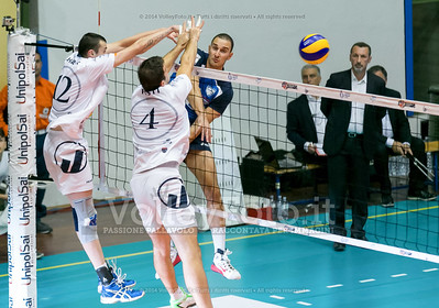 Vincenzo TAMBURO, attacca contro muro, Dmitriy SHAVRAK, Roberto FESTI