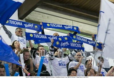 Tifosi, Tuscania