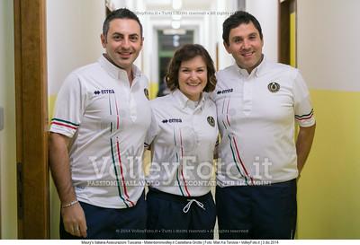 Arbitri, Danilo De Sensi, Vincenzo Carcione