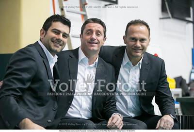 Claudio NEGRINI, Fabrizio GREZIO, Paolo TOFOLI