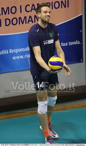 Cassa Rurale Cantù - Globo Scarabeo Civita Castellana 12ª giornata Campionato Italiano di pallavolo maschile Serie A2 2015/16.  PalaSport Parini Cantù CO, 27.12.2015 FOTO: Elena Zanutto © 2015 Volleyfoto.it, all rights reserved [id:20151227.4B2A6227]