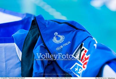 Club Italia - Tonno Callipo Calabria Vibo Valentia 20ª giornata Campionato Italiano di pallavolo maschile Serie A2 2015/16.  Palazzetto dello Sport Roma, 21.02.2016 FOTO: Mari.ka Torcivia © 2016 Volleyfoto.it, all rights reserved [id:20160221.MariKa_65A6770]