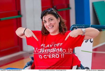 Globo Scarabeo Civita Castellana - Conad Reggio Emilia
