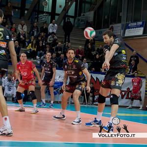 Sir Volley PERUGIA - Che Banca MILANO / 7a giornata ritorno - Regular season Campionato Italiano Maschile Volley Serie A2 2011/12