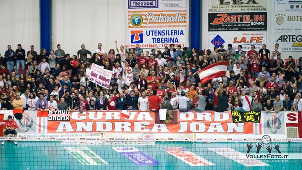 Gherardi SVI Città di Castello PG - Sieco Service Ortona CH  22ª Giornata, Campionato Italiano di Volley Maschile, Serie A2, 2012/13