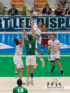 Gherardi SVI Città di Castello vs. Sidigas Atripalda Finale Del Monte Coppa Italia Serie A2