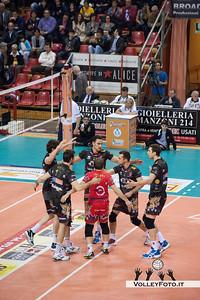 SIR Safety Perugia - Sidigas Atripalda / Campionato Italiano di Volley maschile, Serie A2, 13a giornata di ritorno regolar season 2011/2012