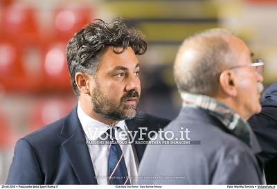 «Club Italia Crai Roma - Sieco Service Ortona»