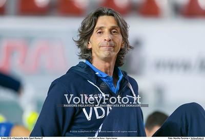 «Club Italia Crai Roma - Sigma Aversa»