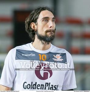 «Club Italia Crai Roma - GoldenPlast Potenza Picena»