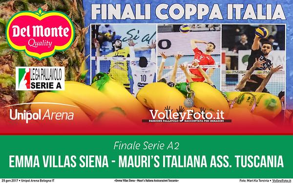 «Emma Villas Siena - Mauri's Italiana Assicurazioni Tuscania»
