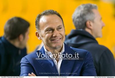 «Club Italia Crai Roma - Emma Villas Siena»
