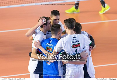 «Club Italia Crai Roma - BCC Castellana Grotte»