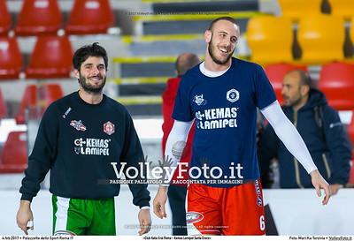 «Club Italia Crai Roma - Kemas Lamipel Santa Croce»